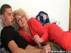 wicked mother-in-law takes him