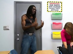 receive a dick, obscene slut!